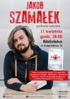 [PL]Jakub Szamałek – spotkanie autorskie