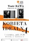 Letni Teatr na Schodach: KOBIETA IDEALNA
