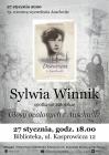 """""""Głosy ocalonych  z Auschwitz"""" Spotkanie z Sylwią Winnik"""