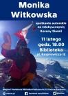 [PL]Spotkanie z Moniką Witkowską – zdobywczynią Korony Ziemi