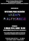 [PL]Wystawa prac uczniów Liceum Plastycznego w Raciborzu