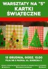 [PL]Warsztaty na 5: kartki świąteczne