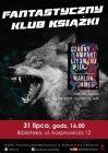 [PL]Fantastyczny Klub Książki: Czarny lampart, czerwony wilk