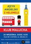 [PL]Klub Malucha: Język angielski  z HeleMele