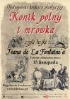 """Ogólnopolski Konkurs plastyczny """"Konik polny i mrówka, czyli bajki Jeana de La Fontaine'a"""""""