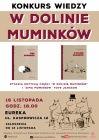 """""""W Dolinie Muminków"""" - konkurs wiedzy dla dzieci"""