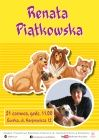 Renata Piątkowska - spotkanie autorskie