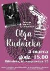[PL]Lubię się bać - spotkanie z Olgą Rudnicką