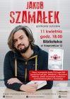 Jakub Szamałek – spotkanie autorskie