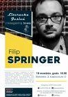 Literacka jesień z Księgarnią Sowa: FILIP SPRINGER