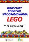 Warsztaty robotyki i programowania LEGO