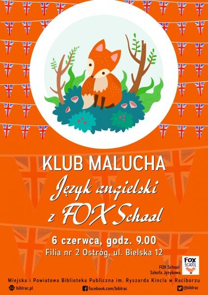 Klub Malucha Język Angielski Z Fox School Miejska I