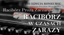 """Ogólnopolski Konkurs Literacki """"Racibórz Prozą Zaczarowany"""""""