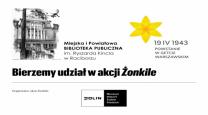 """""""Łączy Nas Pamięć"""" Akcja Żonkile 2021"""