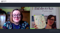 [PL]Spotkanie online z Justyną Bednarek