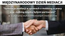 [PL]Miedzynarodowy Dzień Mediacji - 21.10.2021